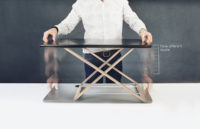 Höj -sänkbara bord, ståbord & tillbehör